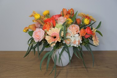 Citrus Collection from Metropolitan Plant & Flower Exchange, local NJ florist