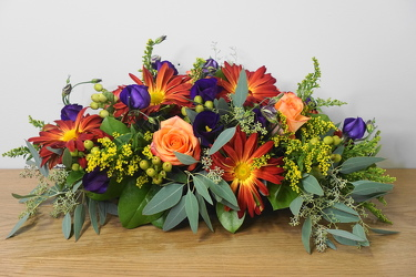 Autumn Celebration from Metropolitan Plant & Flower Exchange, local NJ florist