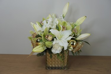 Cashmere Blooms from Metropolitan Plant & Flower Exchange, local NJ florist