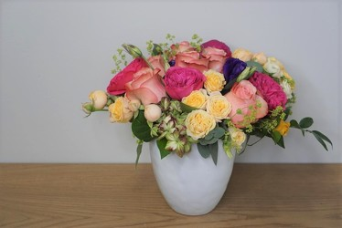 Colorful Collection from Metropolitan Plant & Flower Exchange, local NJ florist