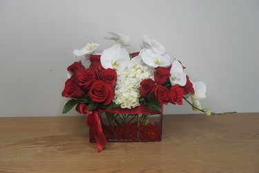 Forever & Always from Metropolitan Plant & Flower Exchange, local NJ florist