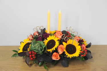 Harvest Happiness from Metropolitan Plant & Flower Exchange, local NJ florist