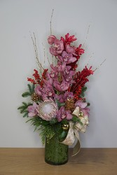 Holiday Cheer from Metropolitan Plant & Flower Exchange, local NJ florist