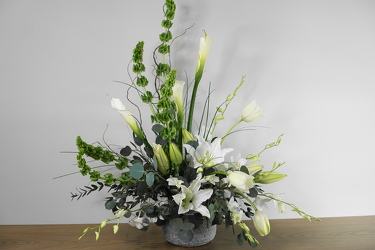 Lovely Lilies from Metropolitan Plant & Flower Exchange, local NJ florist