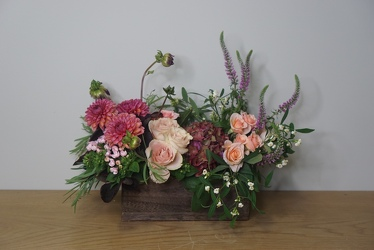Natural Beauty from Metropolitan Plant & Flower Exchange, local NJ florist