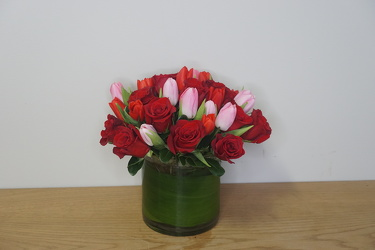 P.S. I love you from Metropolitan Plant & Flower Exchange, local NJ florist