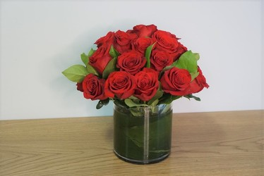 Rose Contempo from Metropolitan Plant & Flower Exchange, local NJ florist