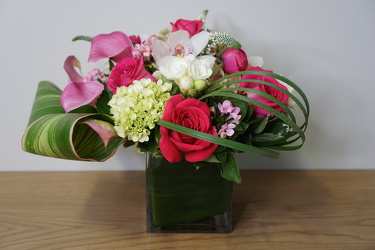 Stylish Splendor from Metropolitan Plant & Flower Exchange, local NJ florist