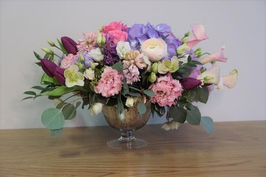 Sweet Pastel from Metropolitan Plant & Flower Exchange, local NJ florist