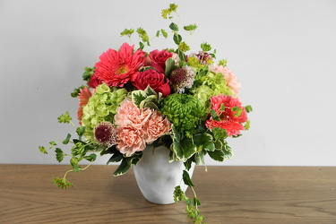 Vibrant Charm from Metropolitan Plant & Flower Exchange, local NJ florist