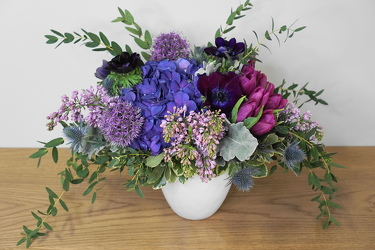 Violet Beauty from Metropolitan Plant & Flower Exchange, local NJ florist