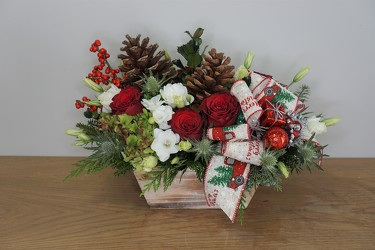 Warm Wishes from Metropolitan Plant & Flower Exchange, local NJ florist