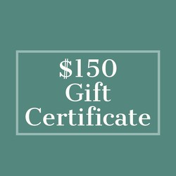 $150 Gift Certificate from Metropolitan Plant & Flower Exchange, local NJ florist