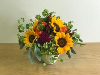 Fall Charm from Metropolitan Plant & Flower Exchange, local NJ florist