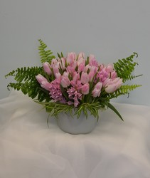 Perfect Pink from Metropolitan Plant & Flower Exchange, local NJ florist