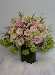 Pastel Garden from Metropolitan Plant & Flower Exchange, local NJ florist