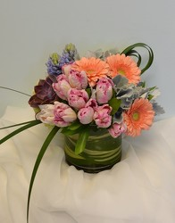 Spring Splendor from Metropolitan Plant & Flower Exchange, local NJ florist