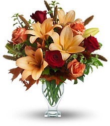 Fall Fantasia from Metropolitan Plant & Flower Exchange, local NJ florist
