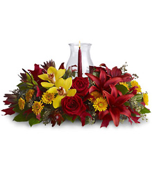 Glow of Gratitude from Metropolitan Plant & Flower Exchange, local NJ florist