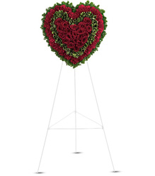 Majestic Heart from Metropolitan Plant & Flower Exchange, local NJ florist