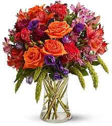 Autumn Gemstones from Metropolitan Plant & Flower Exchange, local NJ florist