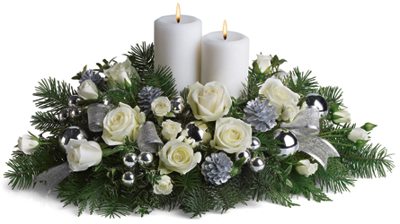 Holy Night from Metropolitan Plant & Flower Exchange, local NJ florist