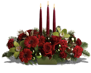 Dreaming of Christmas from Metropolitan Plant & Flower Exchange, local NJ florist