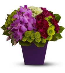 European Blooms  from Metropolitan Plant & Flower Exchange, local NJ florist